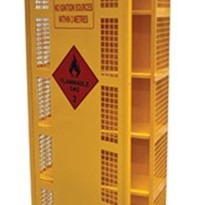 Aerosol and Gas Storage | Aerosol Can Storage Cages | 220 Can