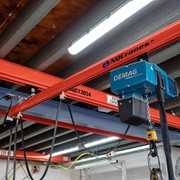 NQ Cranes KBK Suspension Systems