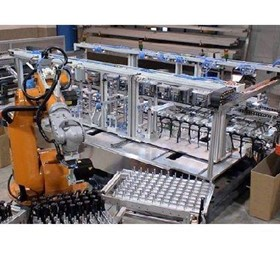 Robotic Packaging and Filling Machines