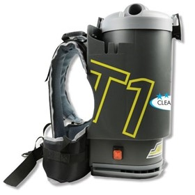 Commercial Backpack Vacuum  | Cleanstar GHIBLI  T1v3
