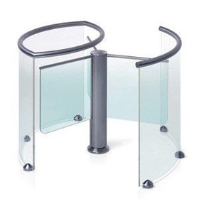 Wanzl Transtec Gate Turnstile