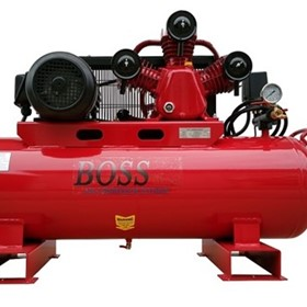 BOSS - 20CFM/ 4HP Air Compressor - BC20-112L