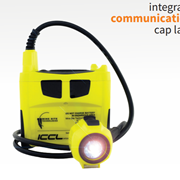 Impact | Integrated Communications Cap Lamp | ICCL Headlamp