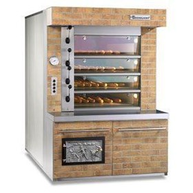 Bongard Combination Gas & Electric Oven | Cervap Compact