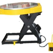 RotoLift 2 Tonne with Galvanised Rotating Top and Foot Control