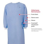 Surgical Gown Sterile - AAMI Level 4 - XLarge Each