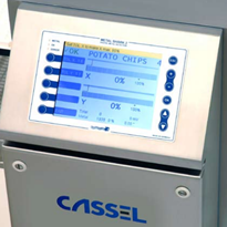 Metal Detection Controller | Cassel Metal Shark®-2 controller