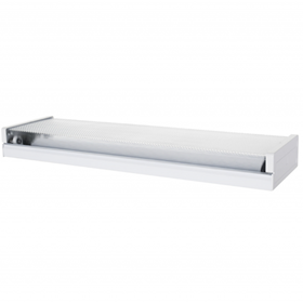 T8 LED Batten and Diffuser | FORTIS