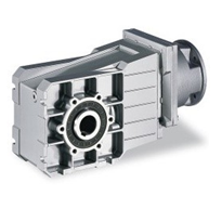 Helical Bevel Gearbox | LENZE GKR