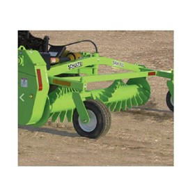 Plough, Hoe & Rake Attachment I Rock Windrowers SRW800