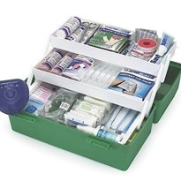 Workplace Response First Aid Kits | 5-Plastic Case (High Risk)