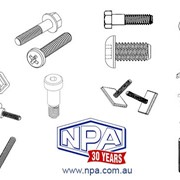 Screws, Bolts, & Threaded Rod | NPA