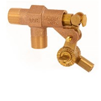 Brass Float Valves | R900 Series BOB®