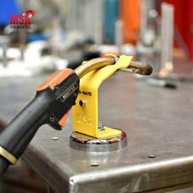 Magnetic MIG and TIG Welding Torch Holder