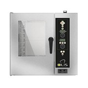 Electric 7 Tray Dial – Combi Oven with Boiler 7 x 1/1 GN | PRBES071