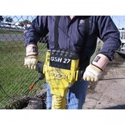 Premium Anti Vibration Gloves | Full Finger with Wrist Support