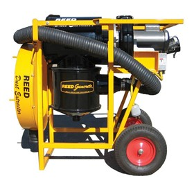 Gunite Dust Extractor