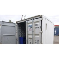 DNV Offshore Shipping Containers