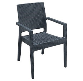 Ibiza Armchair | Indoor/Outdoor Chair - Stackable