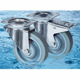 Stainless Steel Industrial Castors  | Series 8470