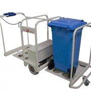 Powered Wheelie Bin Trolleys | MWBT