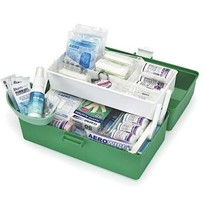 Workplace Response First Aid Kits | 3-Plastic Box (Low Risk)
