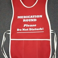 Newfound | Apron | Medication Round