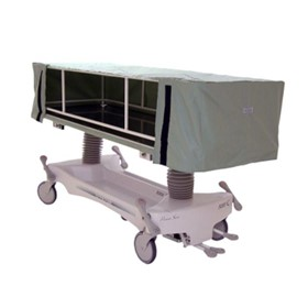 Techlem | Cadaver Mortuary Stretcher Bed