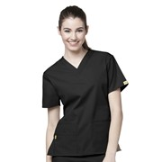 Medical Scrubs | 6016 Wonderwink Bravo 5 Pocket V-Neck Top