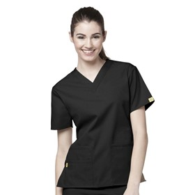 Medical Scrubs | 6016 Bravo 5 Pocket V-Neck Top