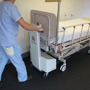 Gzunda GZS Hospital Bed Mover, 500KG Capacity
