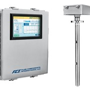 Air/Gas Flow Meters For Large Diameter Pipes | FCI MT100