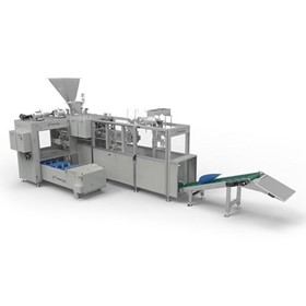 Open Mouth Bagging Machine - Automatic