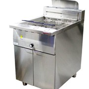 Single Tank Gas Deep Fryer | Oxford GFF600