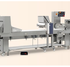 Economical Pastry Line | FRITSCH | EASYLINE