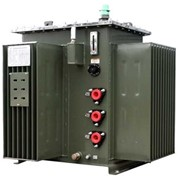 Oil Immersed Tri Dimensional Voltage Transformers | MV Range
