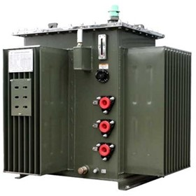 Oil Immersed Tri Dimensional Transformer | MV Range