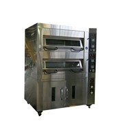 Ultima 2-Tray Deck Oven