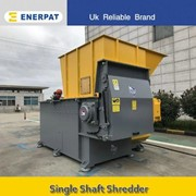 Enerpat Commercial Chemical Barrels Single Shaft Shredders | MSA-F1000
