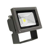 Small Flood Light - Green Inova