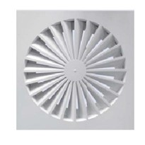 High Flow Air Swirl Diffuser | Type TCS/6