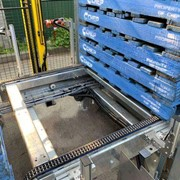 Pallet and Crate Cleaning Systems