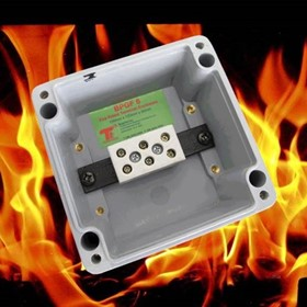 Fire Rated Enclosures