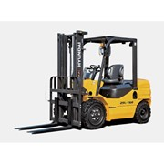 Gas Powered Forklift | 20, 25, 30, 35L-7SA | Tier 2 Engine