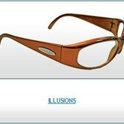 Radiation Protection Eyewear | Illusions Wrap Around Glasses