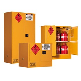 Flammable Liquid Storage Cabinets - Indoor