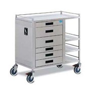 Anaesthesia Trolley | FD18-4090 (Stainless Steel)