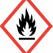 GHS - Global Harmonized System Labels Flammability Labels