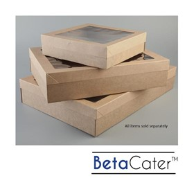 Catering Box and Lid - Small, Medium and Large
