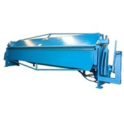Sheet Metal Machinery | Straight Blade Manual Folder